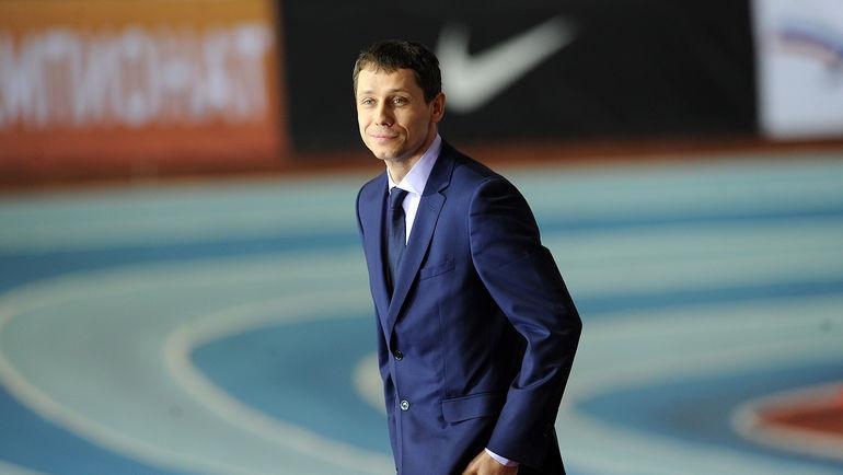 Юрий Борзаковский: Сегодня хотелось самому выбежать на дорожку