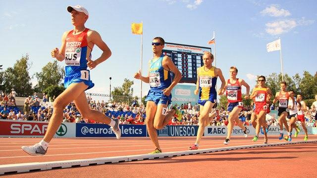 Анатолий Рыбаков – четвёртый в беге на 5000 м на командном чемпионате Европы +Видео