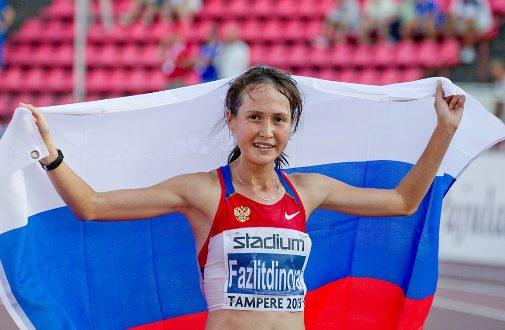 Гульшат Фазлитдинова – четвертая в беге на 5000 м на командном чемпионате Европы