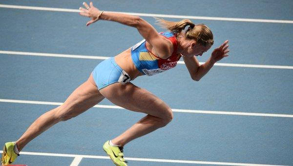 Женская сборная России победила на командном чемпионате Европы в эстафете 4х400 м +Видео
