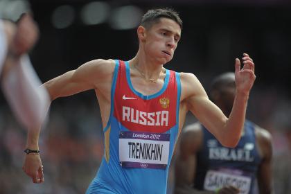 Россияне – четвёртые в эстафете 4х400 м на командном чемпионате Европы +Видео