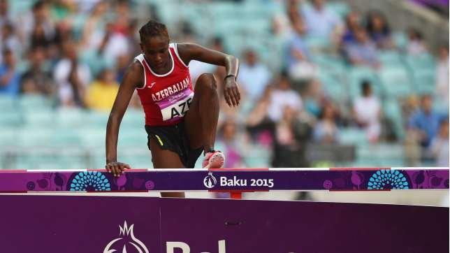 Победившая на Играх в Баку бегунья Беджи дисквалифицирована за допинг