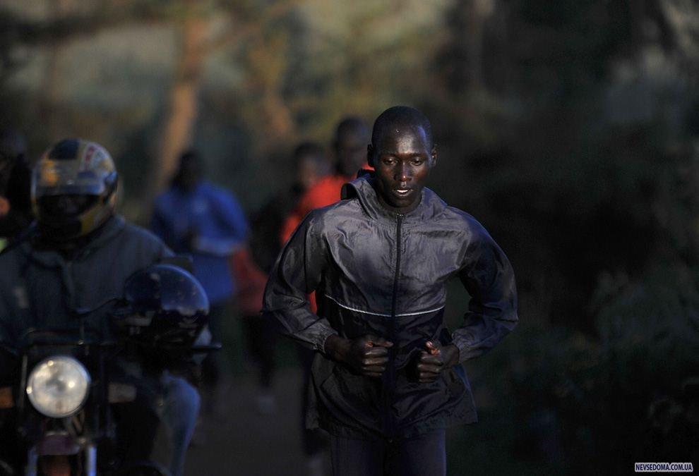 Кенийские бегуны пройдут 836 км в рамках акции против межэтнических конфликтов
