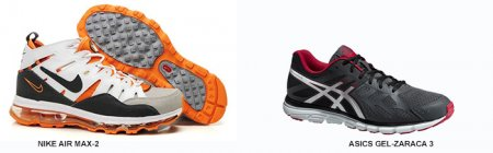 Основы выбора кроссовок