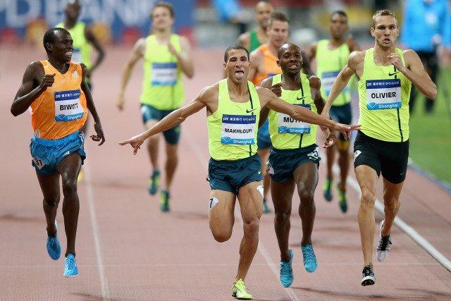 Тауфик Махлуфиф победил с национальным рекордом