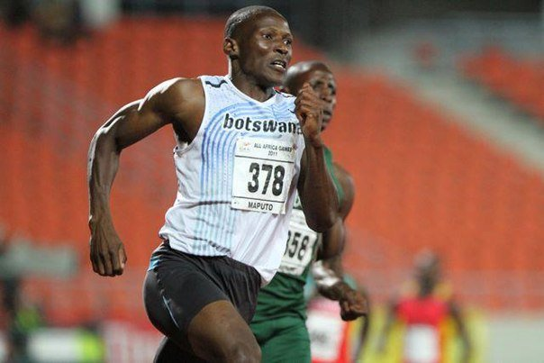 Айзек Маквала установил рекорд Африки - 43,72