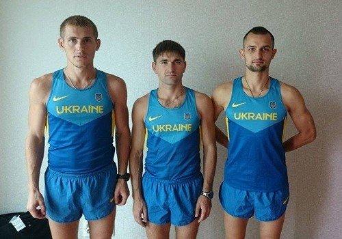 Украинцы выиграли золото Универсиады в спортивной ходьбе