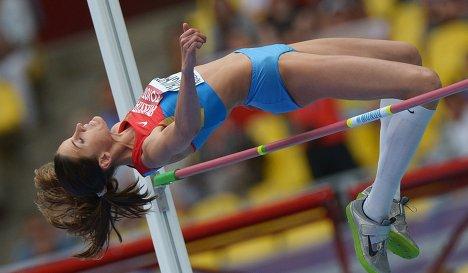 Анна Чичерова победила на этапе Бриллиантовой лиги в Лозанне