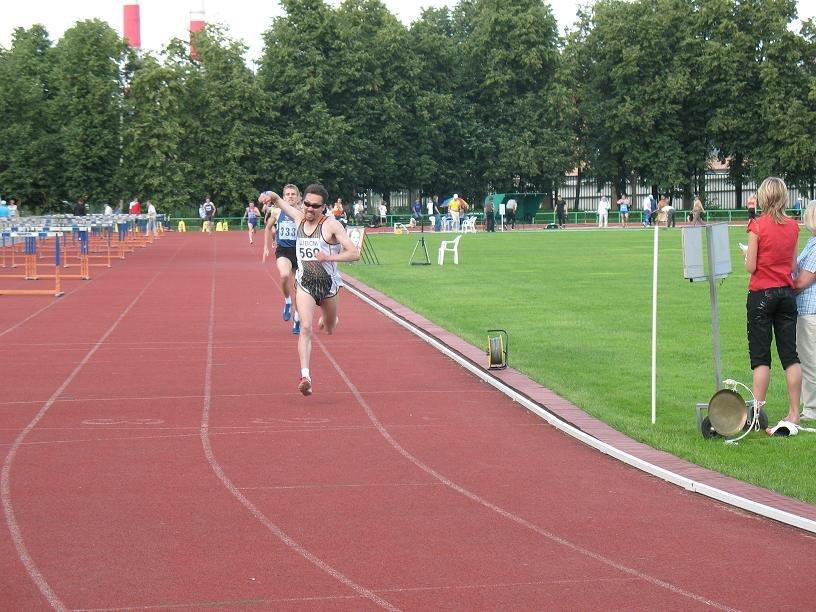 Вячеслав Шабунин улучшил рекорд более чем на 10 секунд