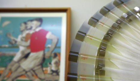 РУСАДА выявляет много случаев употребления допинга легкоатлетами-юношами
