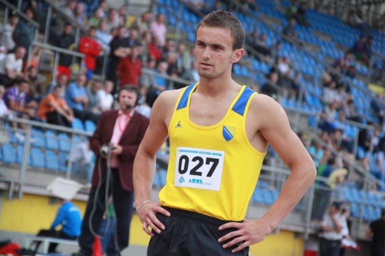 Амель Тука выиграл 800м в Монако - 1:42.51! +Видео