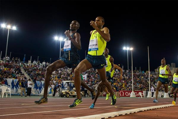 Асбель Кипроп победил на 1500м в Монако - 3:26.69! +Видео