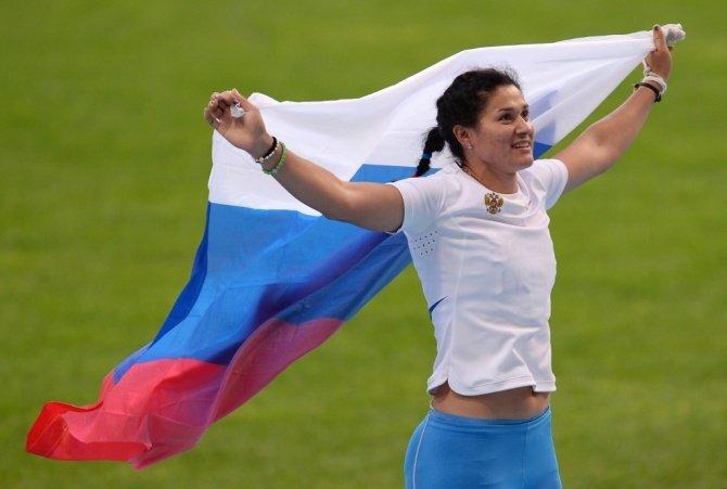 Мемориал Знаменских в Жуковском: две олимпийские чемпионки и муж Исинбаевой
