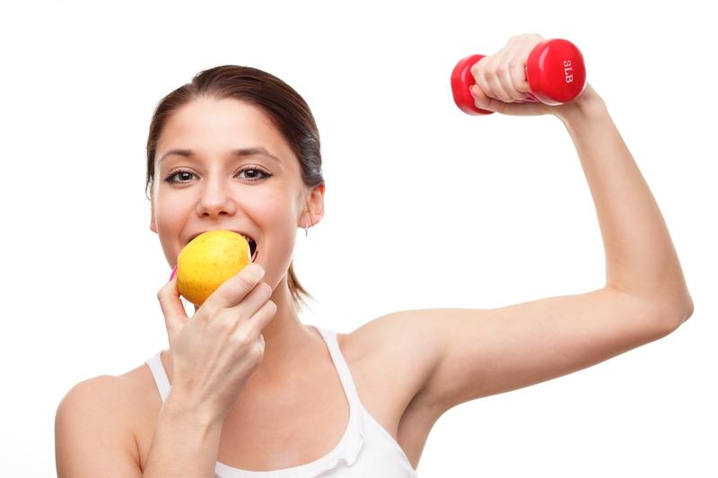 10 полезных продуктов, которые не стоит есть перед тренировкой