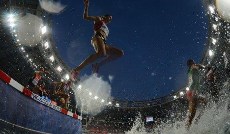 Валерия Мара надеется на улучшение положения легкой атлетики в Крыму