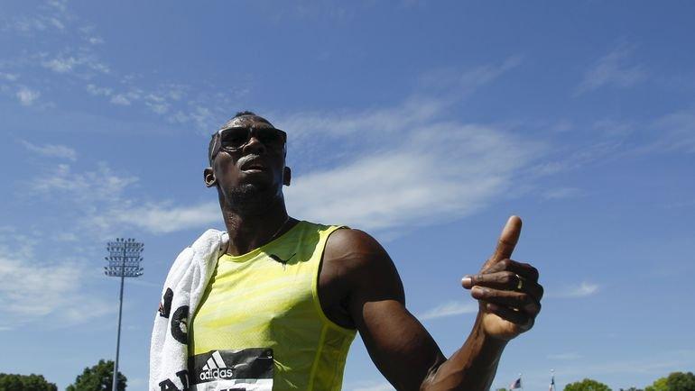 Усэйн Болт не будет больше бегать 400 м