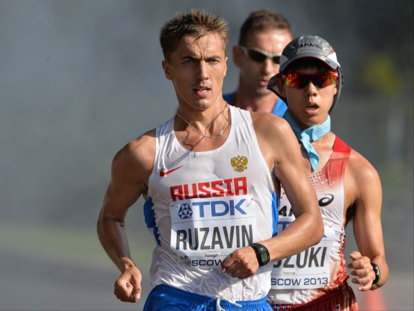 Изначально по срокам дисквалификации ходока Рузавина у IAAF вопросов не было - Бутов