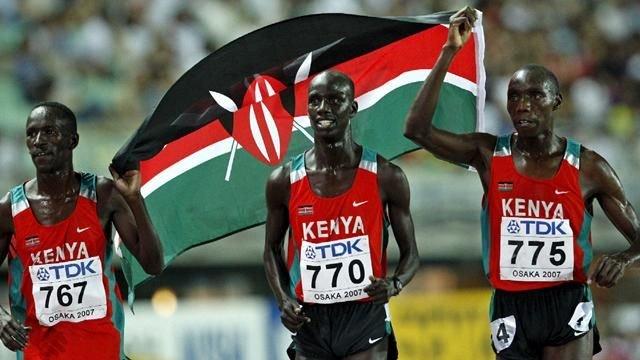Иностранцам запретили участвовать в Чемпионате Кении