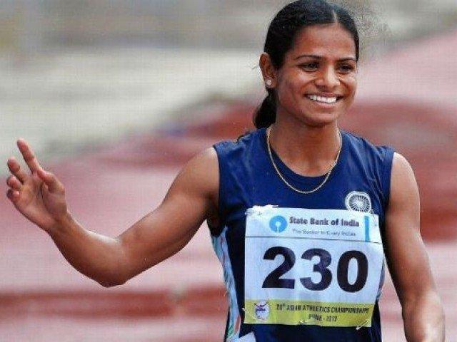 Индийской бегунье пришлось доказывать, что она женщина, с помощью… суда