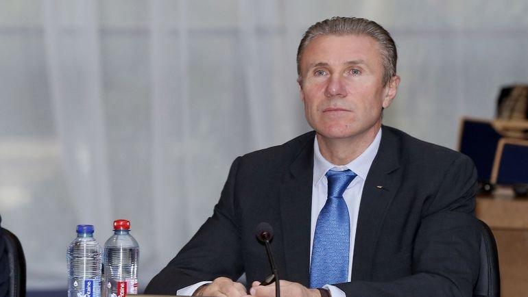 Сергей Бубка считает себя фаворитом на выборах президента ИААФ