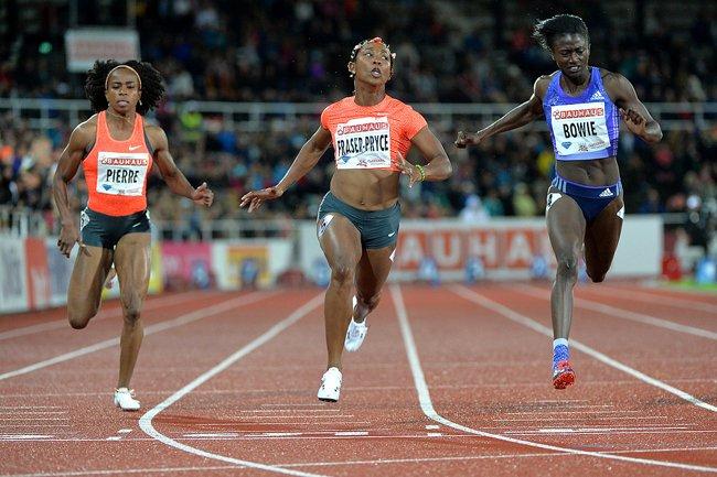 Шелли-Энн Фрейзер-Прайс  планирует пробежать 100 и 200 м на чемпионате мира в Пекине