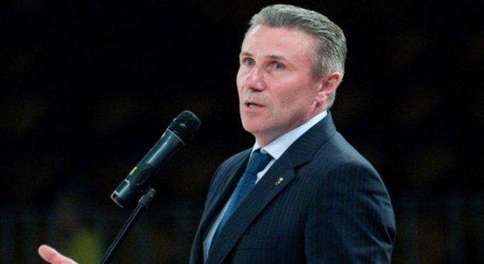 Сергей Бубка о допинг-сенсациях: «Нужно разобраться в сути обвинений»