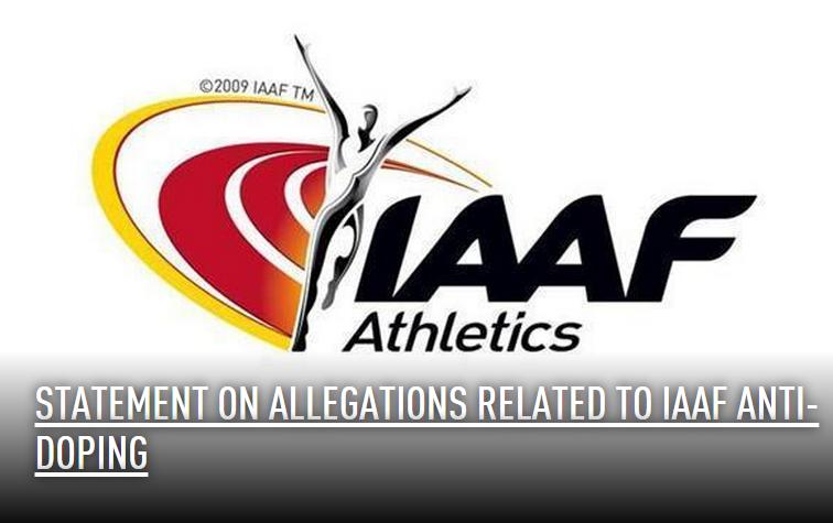 IAAF признала, что СМИ украли данные о результатах тестов