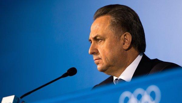 Виталий Мутко: «Новый допинговый скандал не касается России, идет обычная борьба за власть»