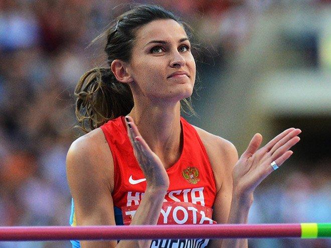 Анна Чичерова – первая чемпионка страны!