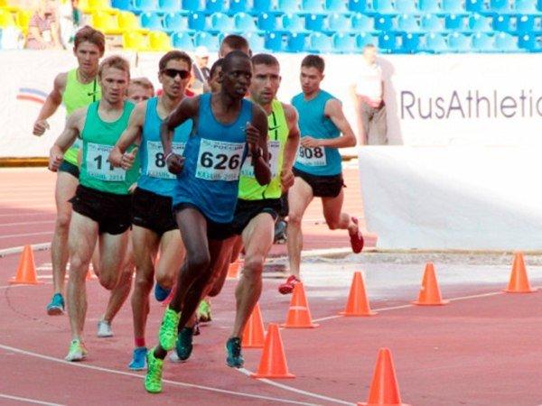 Кенийский бегун Амос Кибиток сказал, что с нетерпением ждет получения гражданства РФ