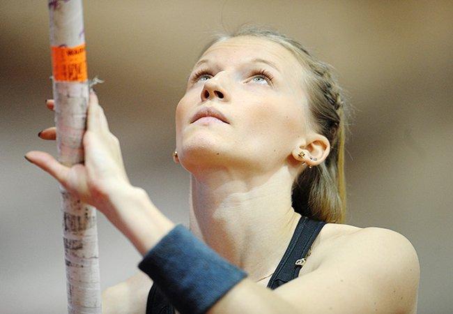Анжелика Сидорова выиграла чемпионат России одним прыжком