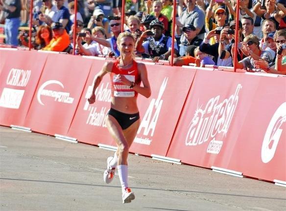 Дисквалификация российской легкоатлетки  Лилии Шобуховой истечет в марте 2016 года