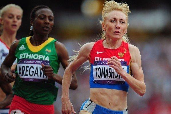 IAAF объявит о новой дисквалификации двукратной чемпионки мира бегуньи Татьяны Томашовой