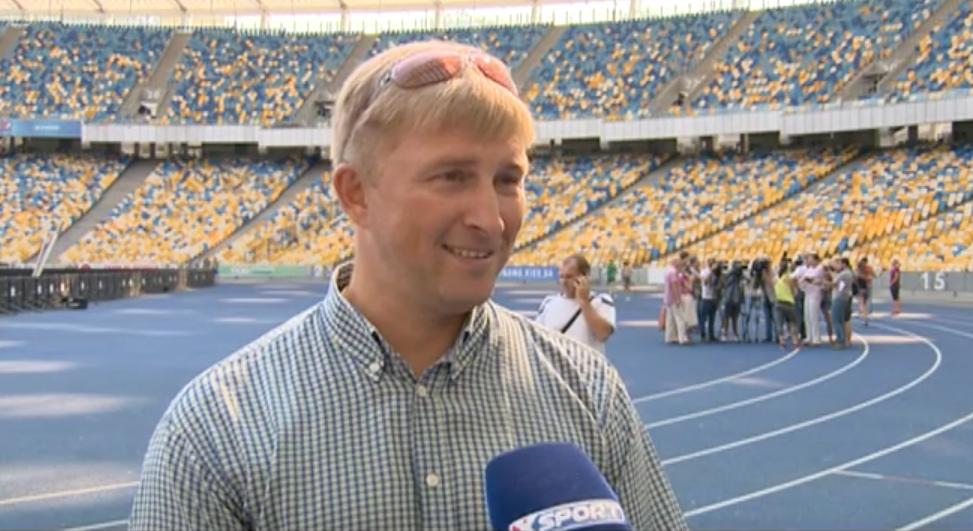 Вячеслав Тыртышник: «Из Пекина сборная Украины с порожняком не вернется»