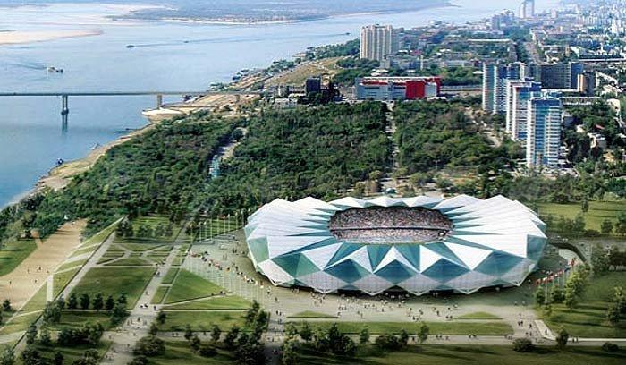 Жители Волгограда выступили против изменения проекта стадиона к ЧМ-2018
