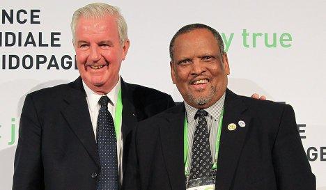 Глава WADA Риди выступил против дисквалификации целых стран из-за допинга