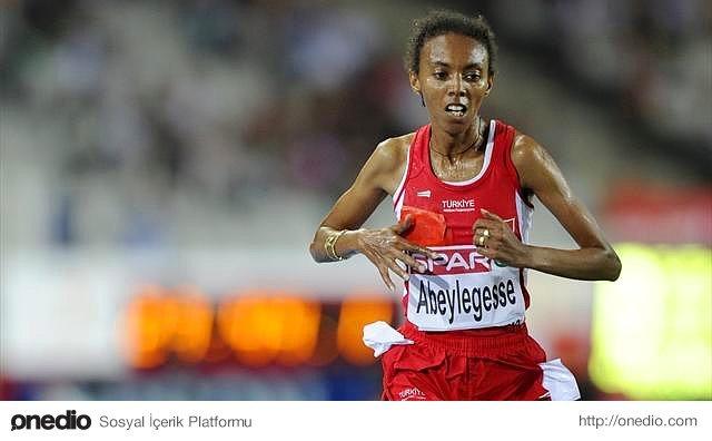 Турецкая бегунья может быть дисквалифицирована за допинг на ЧМ-2007