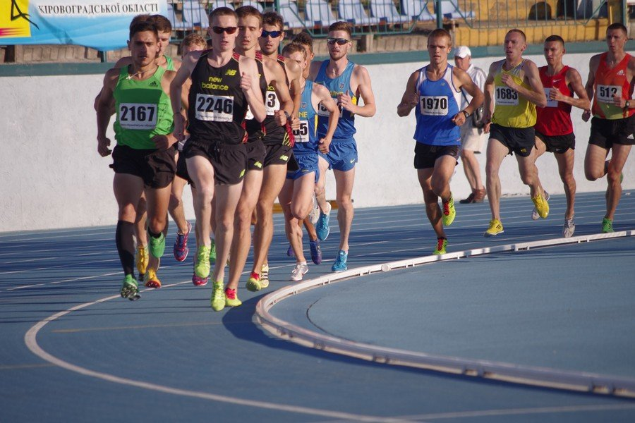 Чемпионат Украины по легкой атлетике 2015