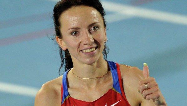 Мария Савинова может быть дисквалифицирована за допинг