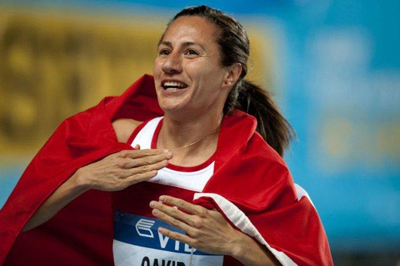 Аслы Алптекин лишена золота Олимпийских игр-2012