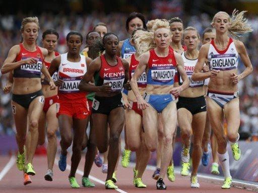 Татьяна Томашова может получить бронзу ОИ-2012 после дисквалификации Алптекин