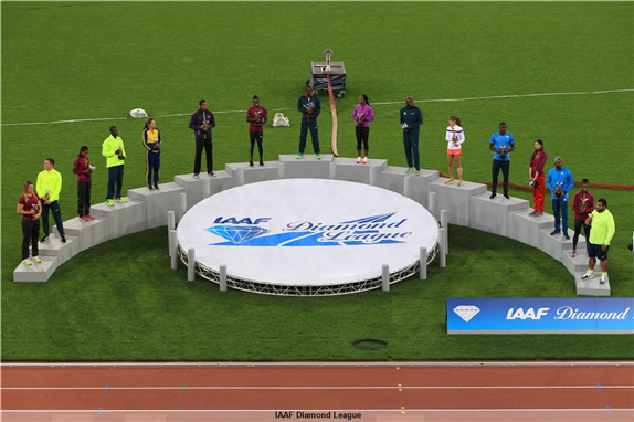 Бриллиантовая лига 2014 - Цюрих