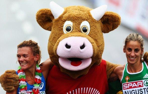 Чемпионат Европы по лёгкой атлетике 2014 - Цюрих (Швейцария)
