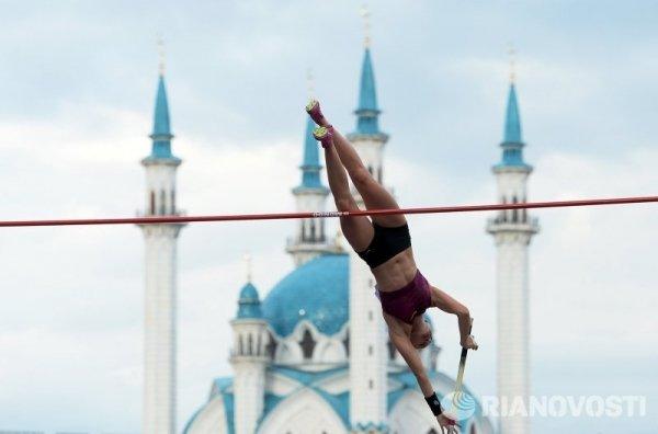 Чемпионата России по легкой атлетике 2014 - Казань