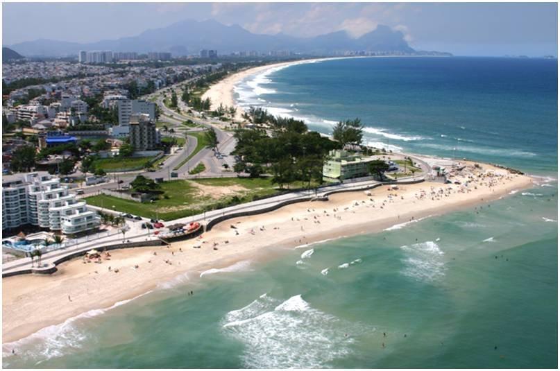 Соревнования по ходьбе на Играх-2016 пройдут на пляже Понтал