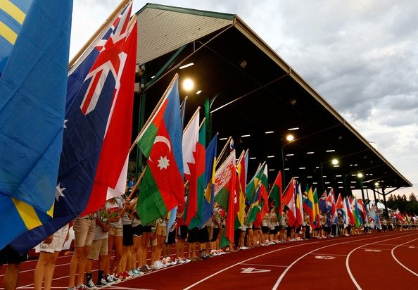IAAF World Junior Championships: Day 1