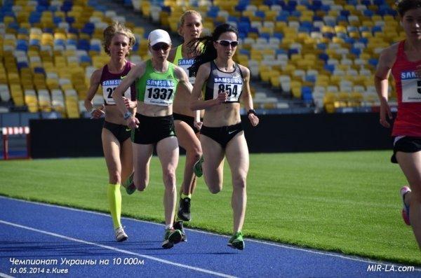 Чемпионат Украины на 10 000 м