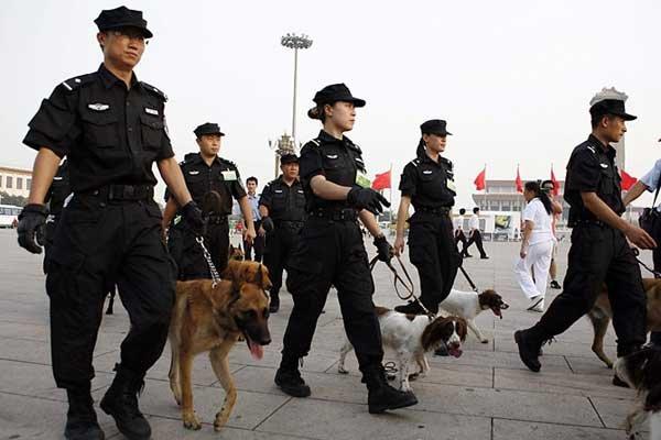 ЧМ-2015. Китайская полиция провела обыск в отеле, где остановились несколько сборных
