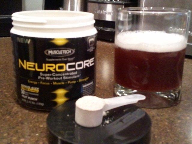 Neurocore Punch (MuscleTech)