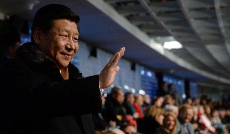 Глава КНР примет участие в церемонии открытия ЧМ по легкой атлетике в Пекине